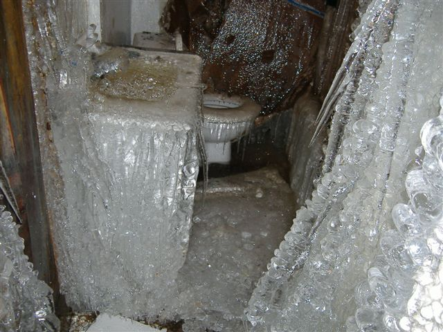 Ice Damage
